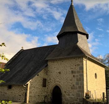 Eglise Saint Pierre à Augne